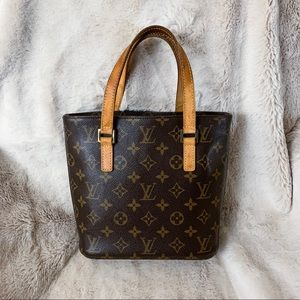 Louis Vuitton Vavin PM Monogram Purse Tote Bag